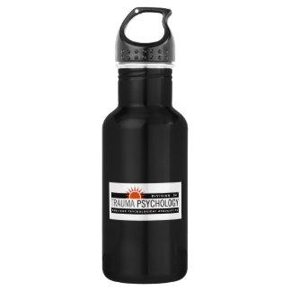 Large Black with Logo 532 Ml Water Bottle
