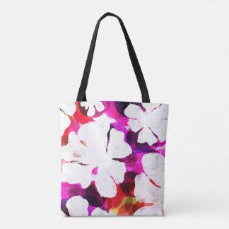 Large Blooms Tote Bag