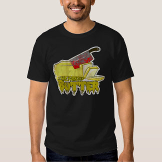 Large Butter Logo.png T Shirts