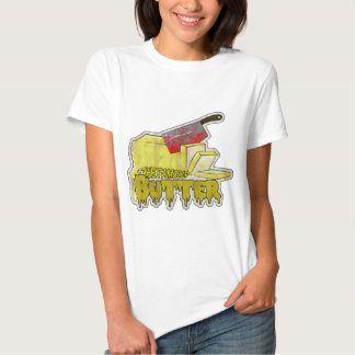 Large Butter Logo.png Tee Shirts