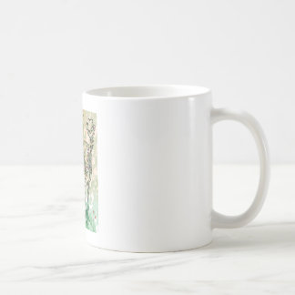 large Cat skeleton nature Coffee Mug