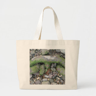 Large Chain. Tote Bags