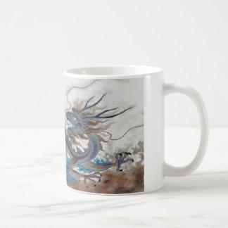 Large Chinese Earth Dragon Coffee Mug