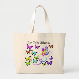 Large Dare To Be Different Tote