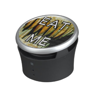 Large dinasour teeth eat me speaker