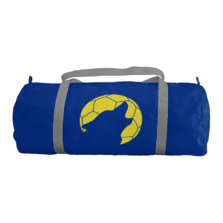 Large Duffle Gym Bag
