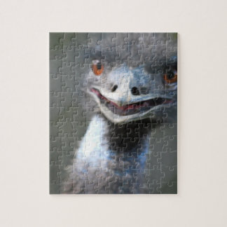 Large Emu Puzzle
