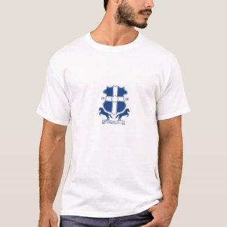 Large English Style Indianapolis Football Logo T-Shirt