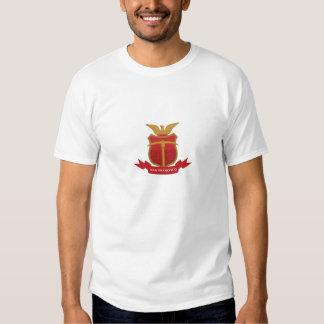 Large English Style San Francisco Football Logo Tee Shirts