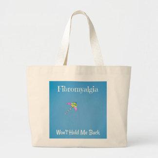 Large Fibro Inspiration Tote Bag