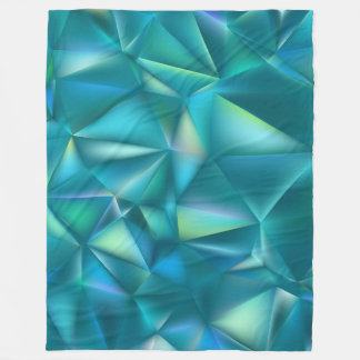 Large Fleece Blanket, modern, abstract