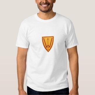 Large German Style Washington Football Logo Shirts