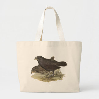 Large Ground Finch Bag