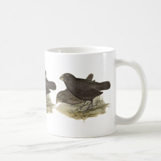 Large Ground Finch Coffee Mug