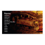 large heavy duty construction equipment pack of standard business cards