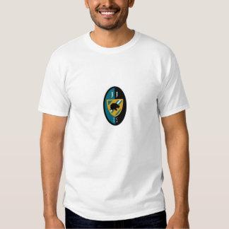 Large Italian Style Jacksonville Football Logo Tshirt