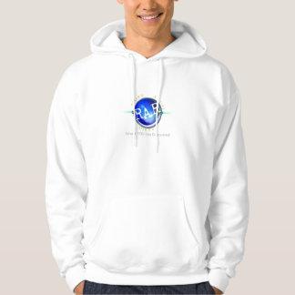 Large logo hoodie