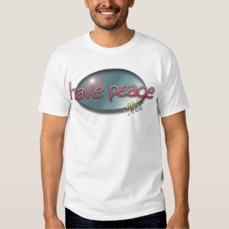 large logo tee shirts