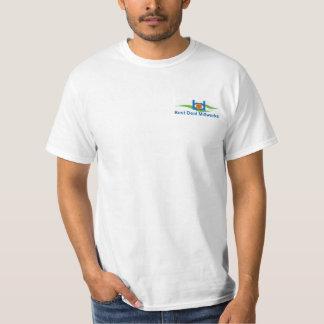 large logo w BDM T-shirt