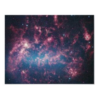 Large Magellanic Cloud 11 Cm X 14 Cm Invitation Card