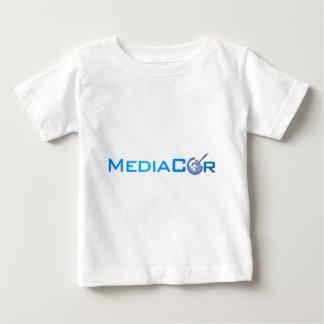 Large MediaCor Flat Baby T-Shirt