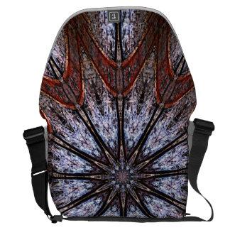 Large Messenger Bag Design by Linda Parsons