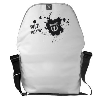 Large Messenger Bag INL