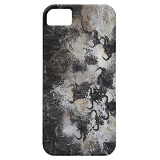 Large movement of gnu iPhone 5 case