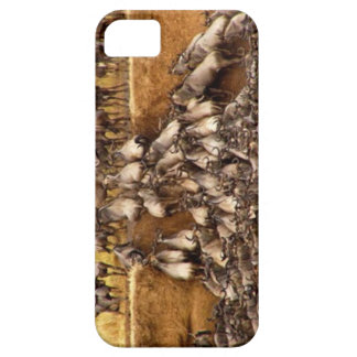 Large movement of gnu iPhone 5 cover
