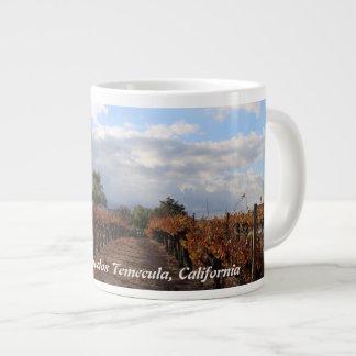 Large Mug Rancho Del Vinedos Temecula CA