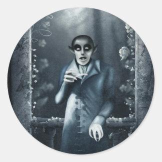 Large Nosferatu Sticker