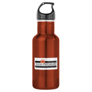 Large Orange with Logo 532 Ml Water Bottle