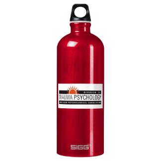 Large Orange with Logo SIGG Traveller 1.0L Water Bottle