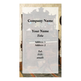Large organ in Parlor Pack Of Standard Business Cards