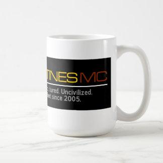 Large Philistines MC Coffee Mug