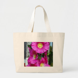 Large Pink Lily Bags