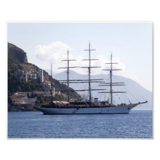 Large Pirate Ship Photographic Print