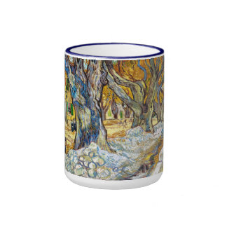 Large Plane Trees by Vincent Van Gogh Coffee Mugs