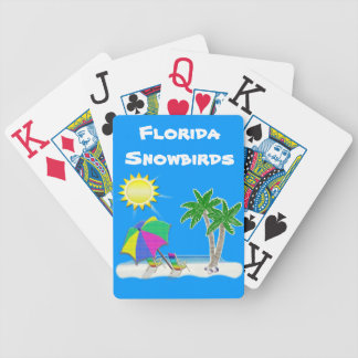 Large Print Playing Cards for Florida Snowbirds