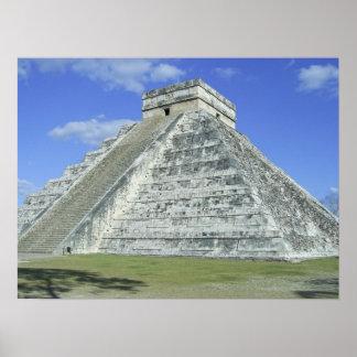Large Pyramid - Poster