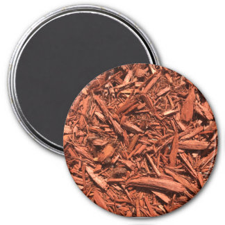 Large Red Cedar Mulch for Landcape Designer Magnet