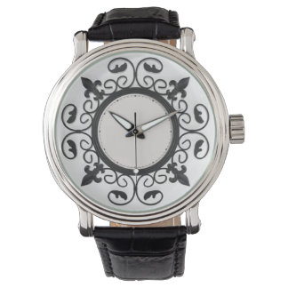 Large Render Decorative Watch