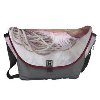 Large Rickshaw Bag - Nesting Baby Messenger Bag