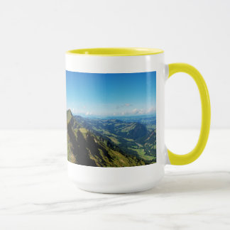 Large Ringer cup yellow alps with upper baptism