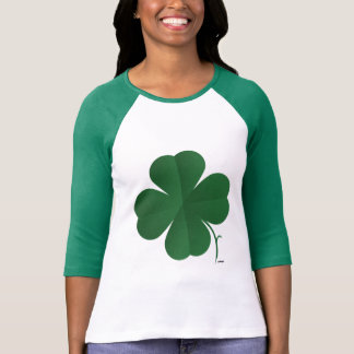 Large Shamrock T-Shirt