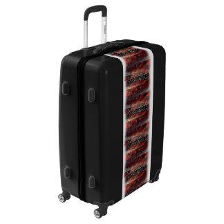 Large Sized Luggage Suitcase EVOLVE TEXT GRAPHIC