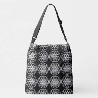 Large-Sized Tote Bag Flower of Life #2