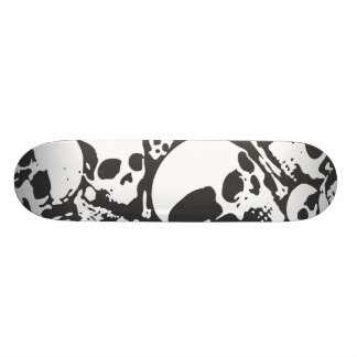LARGE SKULLS SKATEBOARD DECKS