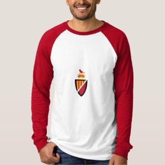 Large Spanish Style Arizona Football Euro Logo T-shirt