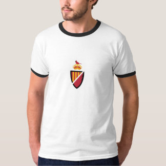Large Spanish Style Arizona Football Euro Logo T Shirts